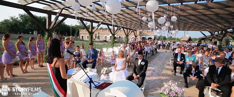 Locatie nunta cu lavanda
