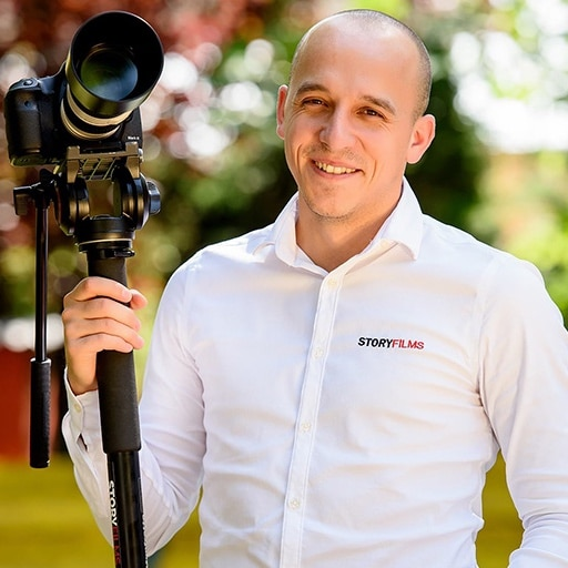 Gyarmati Tamas wedding videographer