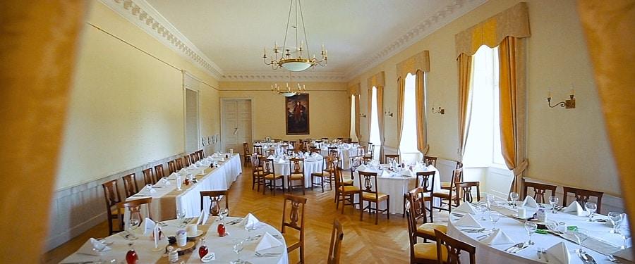 Interior Castel Karoly Fehervarcsurgo - In ziua nuntii