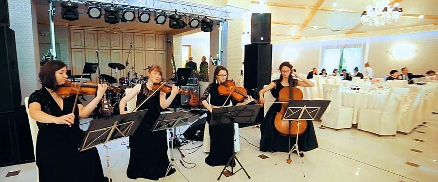 Cvartet nunta la DaVinci Cluj