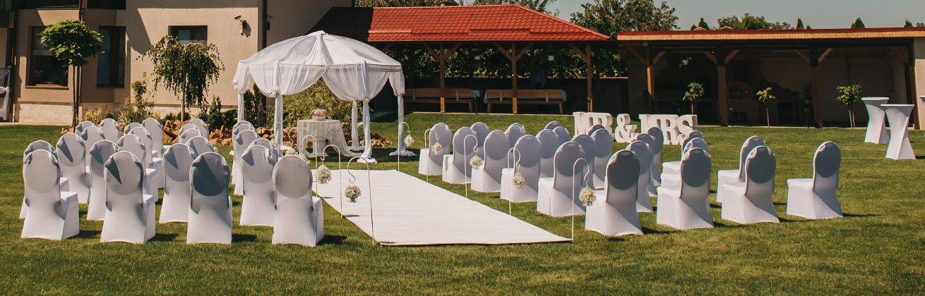 Film de nunta Story Films - Ceremonie in aer liber la Satu Mare