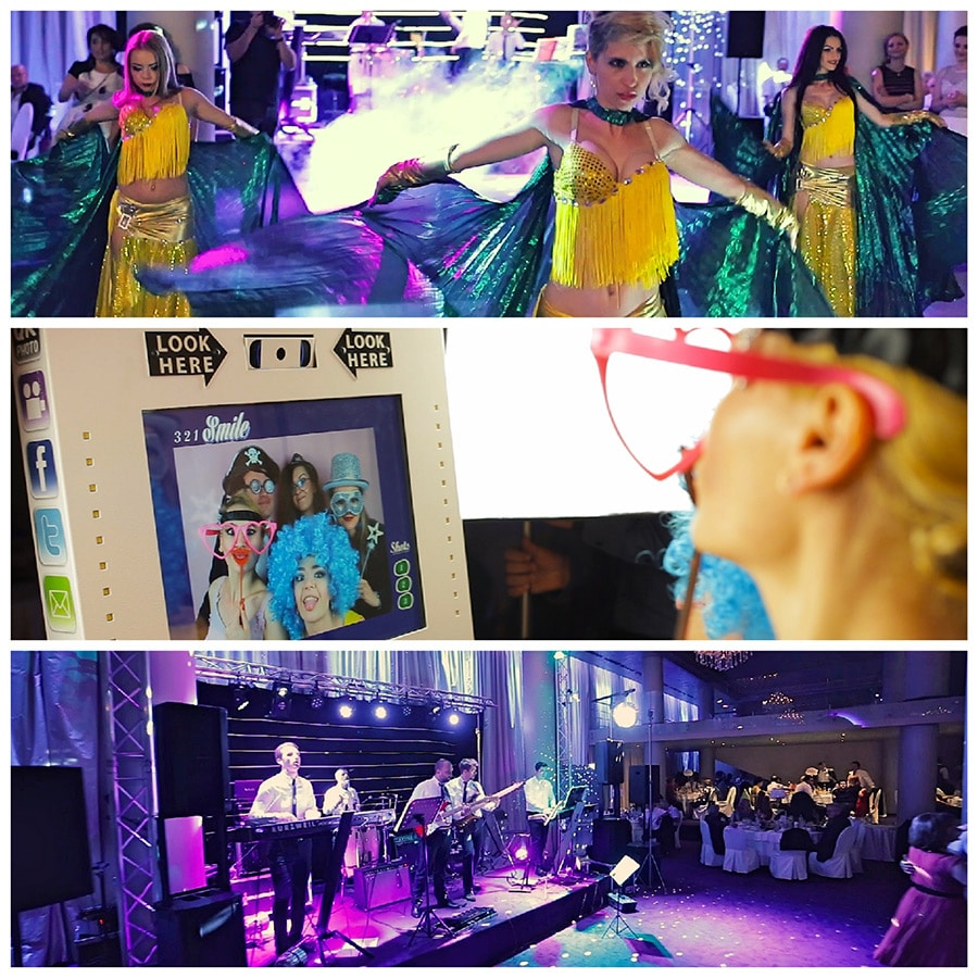 Petrecere de nunta cu Trupa Sing, Mamaia - Melody Ballroom