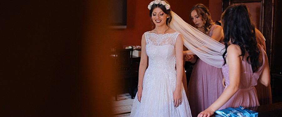 Filmare pregatiri inainte de nunta la Monte Carlo Satu Mare