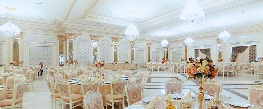 Restaurant Esedra, Sala Simfonia in ziua nuntii