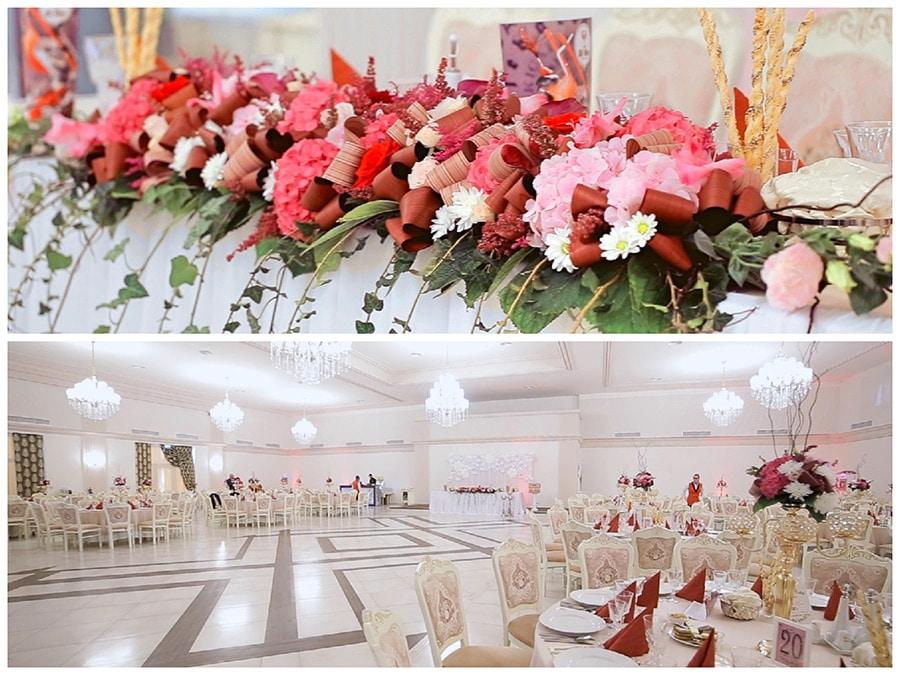 Nunta la restaurant Simfonia Satu Mare