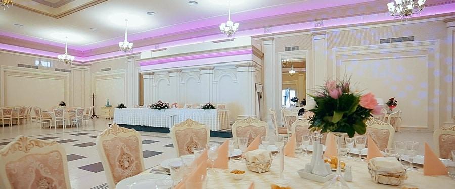Sala Monte Carlo Satu Mare - Interior