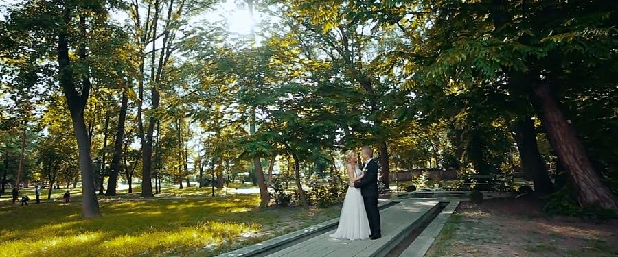 Shooting in ziua nuntii, Castelul din Carei