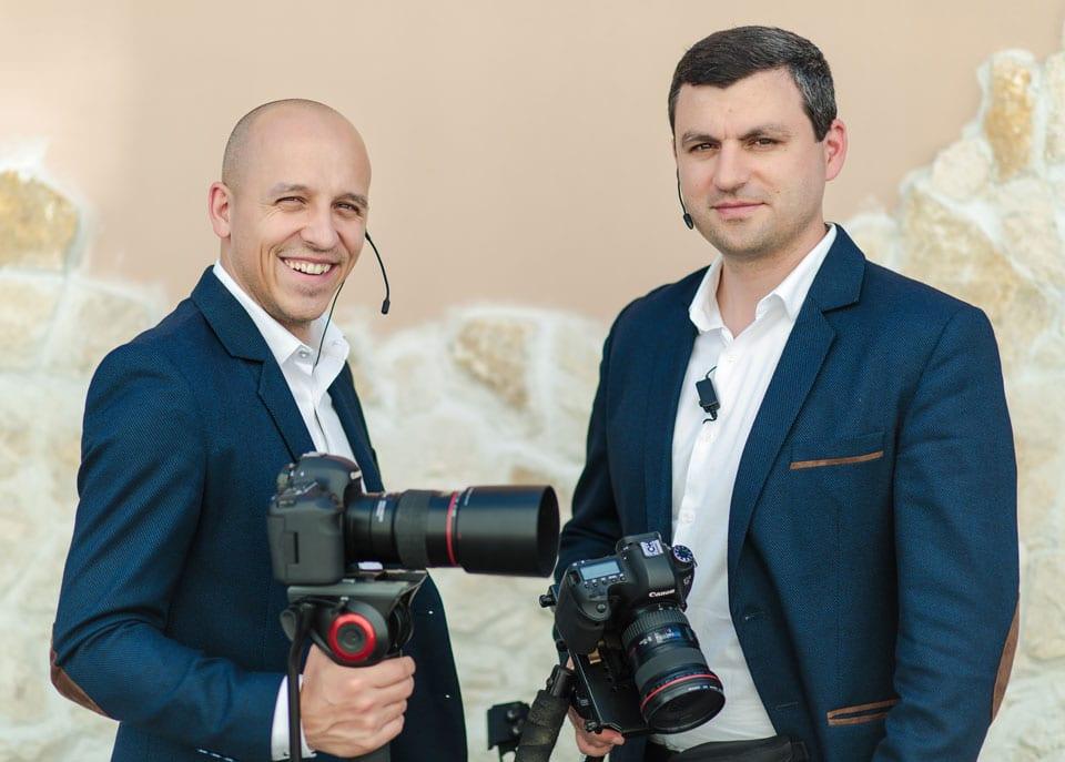 Videografi filmare nunta - Echipa Story Films