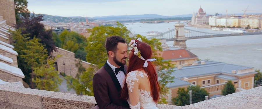 Budapesta, Trash the Dress