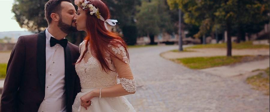 Sedinta video trash the dress Budapesta
